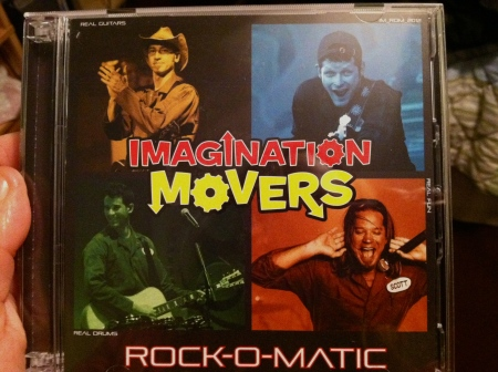 Day 92 - Imagination Movers
