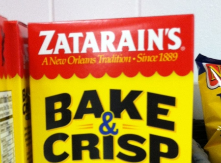 Day 139 - Zatarain's ::said in a New Orleansy accent::